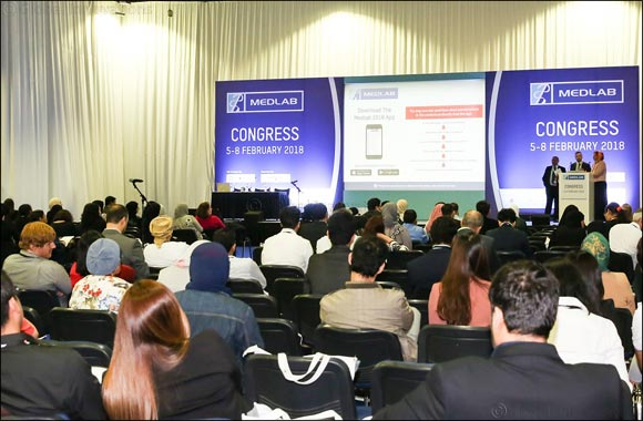 MEDLAB 2018 at the forefront of raising standard of practice and development of better service for patients across the Middle East