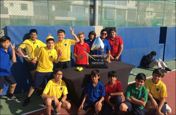 Dubai Duty Free Tennis Championships Partner Schools Programme a Hit With Children Across Dubai
