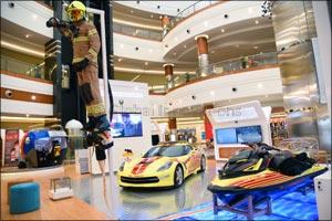 The month of innovation kick starts at Dalma Mall, Abu Dhabi