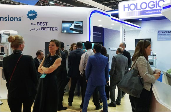 Hologic Inc announces eight new innovations at Arab Health 2018 to empower women's health