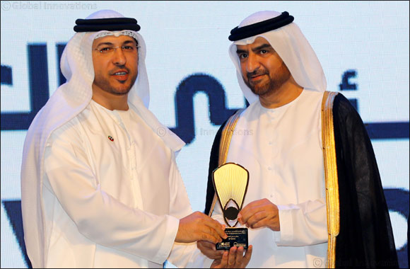 "DP World, UAE Region Wins ""Top Ten Gulf Enterprises"" Award"
