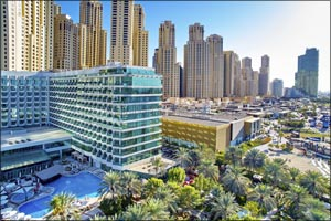 Hilton Dubai offers a romantic staycation to celebrate Valentine's Day