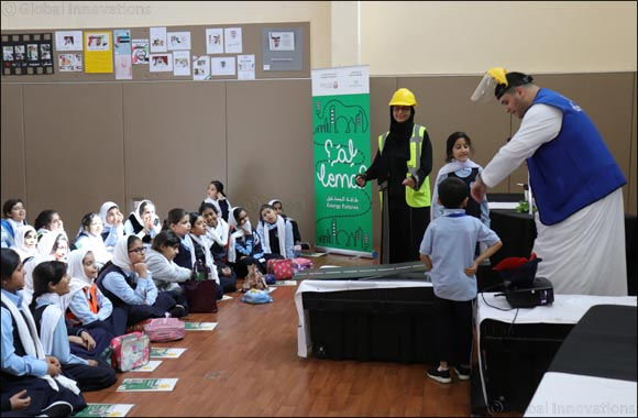 ADEK takes Innovation Month to the Al Dhafra Region with Special 'lema?' Programme