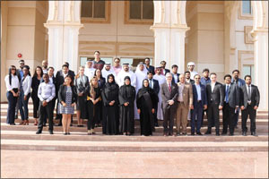 Skyline University College Organized One-Day Refresher Course in Management for Government, Consulat ...