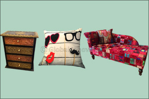 Decorate the home with United Furniture for the month of love