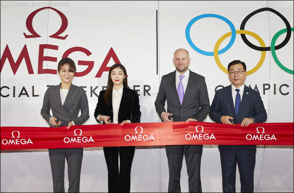 Omega Opens Its Olympic Exhibition in Seoul