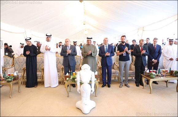 Under the Patronage and Presence of H.H. Sheikh Saud bin Saqr Al Qasimi, Member of the Supreme Council and Ruler of Ras Al Khaimah
