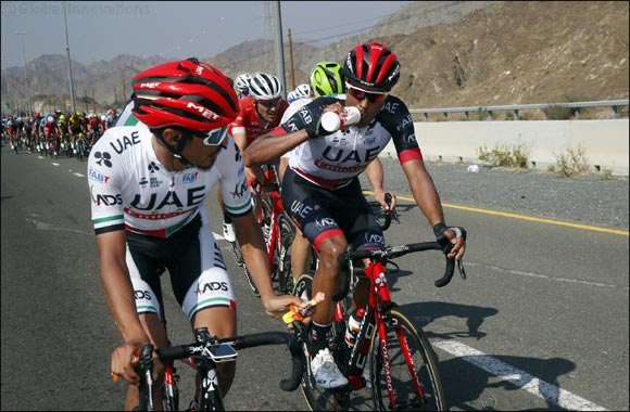 Arab Duo Showcase Team's Potential in Final Stage of Dubai Tour