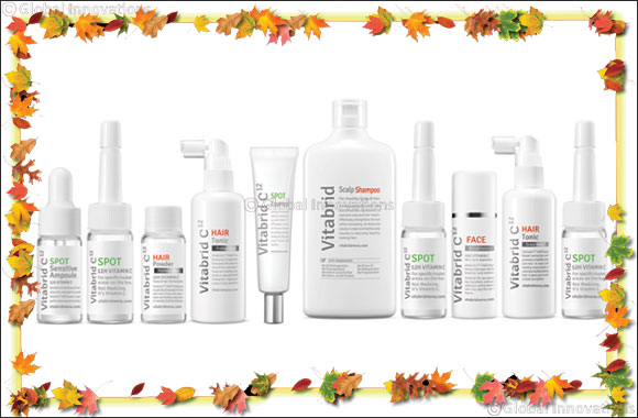 Introducing Vitabrid C12, a brand-new, proprietary form of active Vitamin C being used for the 1st time in hair and skincare