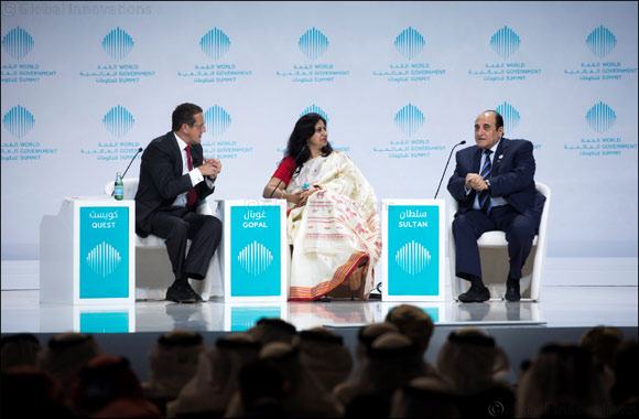 WGS 2018: Opening Session Highlights Importance of Embracing Smart Living to Enhance Quality of Life