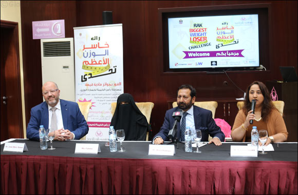 RAK Hospital launches the biggest weight-loss challenge in association with MoHAP, RAK