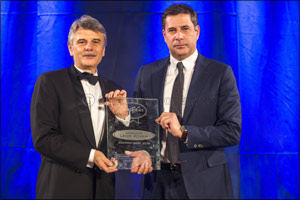 Jaguar Land Rover Awarded as Company of the Year