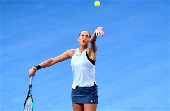 Keys Ready to Make Her Mark at Dubai Duty Free Tennis Championships