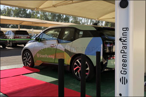 GreenParking EV Network to power electric vehicle across UAE and Oman
