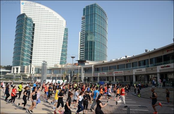Dubai Festival City marks successful first ever  Nike+ Run Club edition