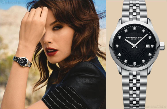 Raymond Weil's Freelancer Ladies