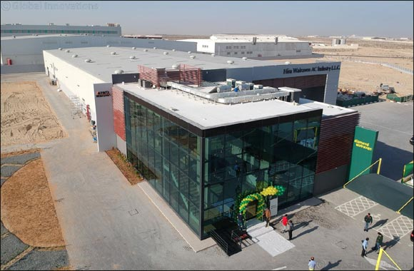 Hira Walraven bolsters its presence in the Middle East with a new facility valued at AED 20 million
