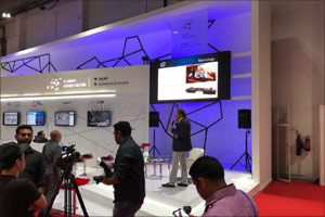 NDIGITEC Shares Expertise in Augmented Reality & Virtual Reality at InfoComm MEA Summit