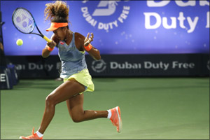 Upsets and Thrills on Opening Day of Dubai Duty Free Tennis Championships