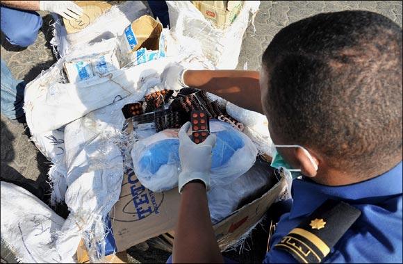 Dubai Customs foils 1,628 smuggling bids in 2017