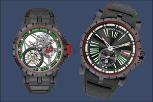 Excalibur Limited Editions launched to commemorate Kuwait National Day