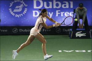 Kerber Continues Her Winning Ways at Dubai Duty Free Tennis Championships