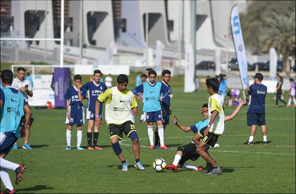 Abu Dhabi's Top Scoring Schools & Streets Teams to Face Off in Last duFC Knock Out Stage Ahead of UAE Semi Finals