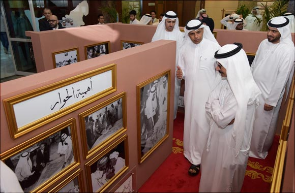 Sultan bin Sulayem launches Innovation Oasis at Dubai Customs