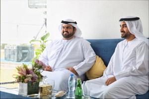 Fujairah Crown Prince attends inaugural Maktoum AlSharqi Falcon Championship