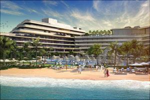 W Dubai � The Palm Heats Up Plans for 2018 Launch