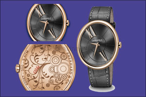 'Celebrate Mother's Day in 'Swiss Style' with Gilda from Eberhard & Co.