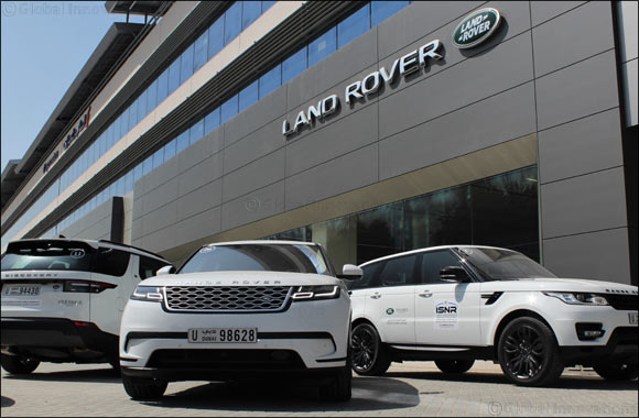 Top Global Security Experts to travel in Land Rover vehicles from Premier Motors