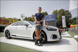 German excellence on display as Kohlschreiber targets Audi at Dubai Duty Free Tennis Championships