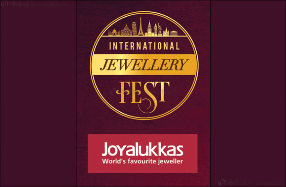 Joyalukkas launches International Jewellery Fest 2018 across the GCC
