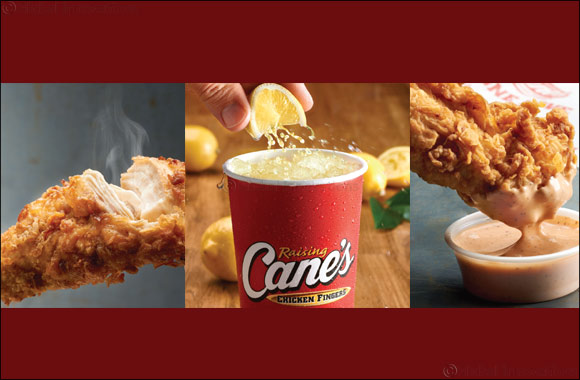 Dubai Welcome Its First Raising Cane's