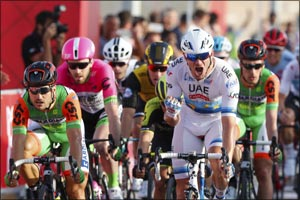 UAE Team Emirates Targeting Title as They Announce Star Line Up for Paris � Nice