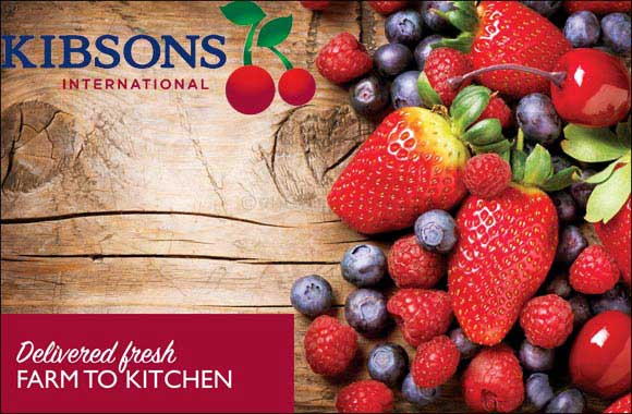 Kibsons proves its dedication to providing the best organic produce to the people of the UAE