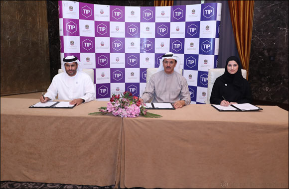 Signed by the Ministry of Economy and the Ministry of State for Advanced Sciences and Abu Dhabi's Department of Economic Development
