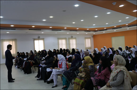 Skyline organized Career Counselling Workshop for Non-Arabic and Arabic Schools