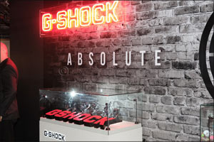 CASIO kicks off with G-SHOCK's 35th Anniversary MENA Tour in UAE
