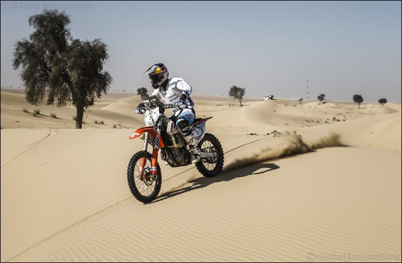 Emirati Rider Aims for World Cup Breakthrough in Dubai
