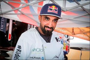 Emirati Rider Aims for World Cup Breakthrough in Dubai