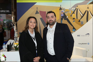 IEC Telecom unveils its latest humanitarian missions' satellite solutions at DIHAD 2018