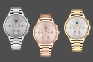 Tommy Hilfiger's Mother's Day Watch Collection