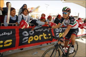 UAE Team Emirates' Italian Duo Out to Secure Victory on Home Soil