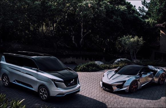 W Motors at the 2018 Geneva International Motor Show