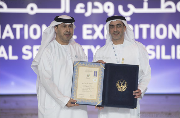 His Highness Lt Gen Sheikh Saif bin Zayed Al Nahyan Opens Eighth Edition of ISNR Abu Dhabi in UAE Capital