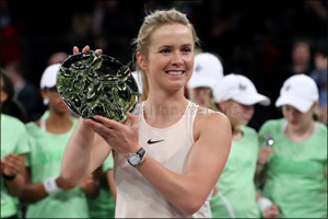 Elina Svitolina takes New York by storm and wins it all!