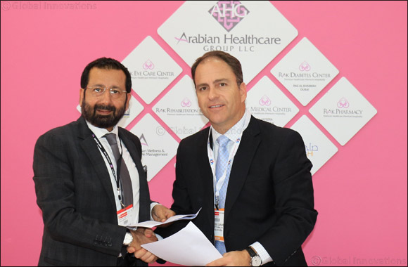 Arabian Healthcare Group and Dignity Health USA team up to expand world-class clinical excellence to the UAE