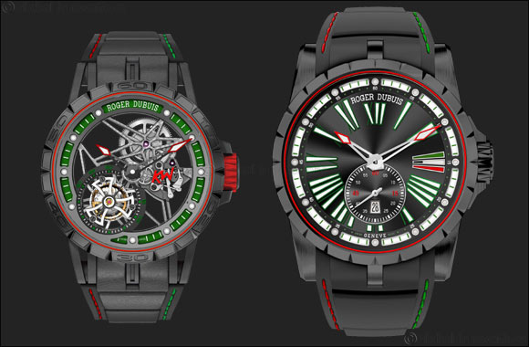 Roger Dubuis Excalibur Kuwait Limited Editions